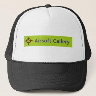 Airsoft Callery Truckerkappe