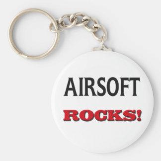 Airsoft Felsen Schlüsselanhänger