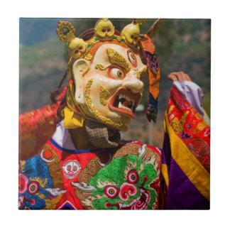 Aisan Festival-Tänzer Keramikfliese