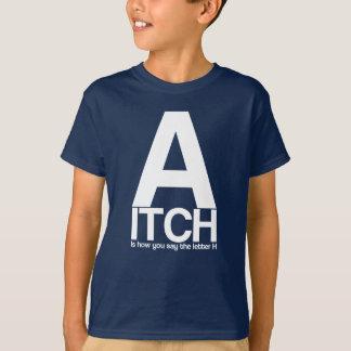 Aitch Lge Weiß T-Shirt