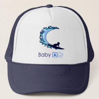 AJ Fernlastfahrerhut des Babys Truckerkappe