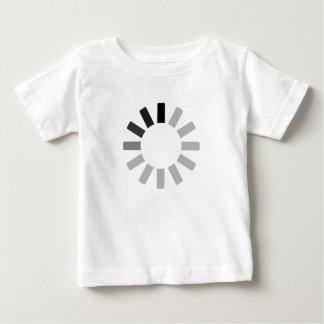 Ajax Laden-Indikator Baby T-shirt
