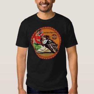 Ajs Motorrad von England Shirts