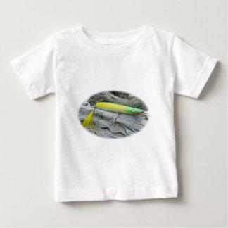 """AJS Popper """"grüner Grünschnabel-"""" Baby T-shirt"""