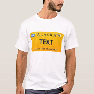 AK Kfz-Kennzeichen T-Shirt