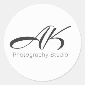 AK Photography Sticker