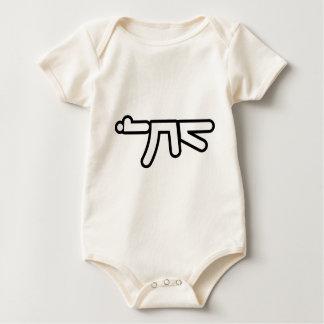AK WB BabyGrow Baby Strampler