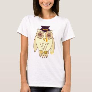 Akademische Eule T-Shirt