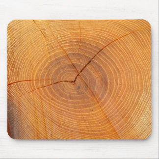 Akazien-Baum-Querschnittsmäusematte Mauspads