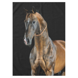 Akhal-Teke Pferd Tischdecke
