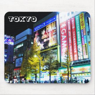 Akihabara (elektrische Stadt) in Tokyo, Japan Mousepad