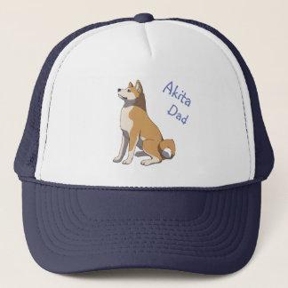"""""""Akita dad"""" trucker cap Truckerkappe"""