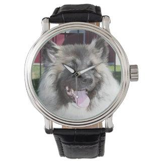 Akita-Hundearmbanduhr Uhr