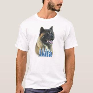 Akita-Name T-Shirt