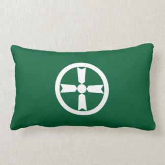 Akita-Stadtflagge Akita-Präfekturjapan-Symbol Lendenkissen