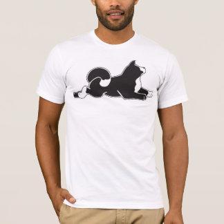Akita-T - Shirt die MARS der Männer