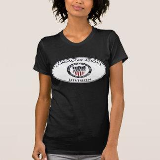 Akron-Kommunikations-Abteilungs-Hemd T-Shirt