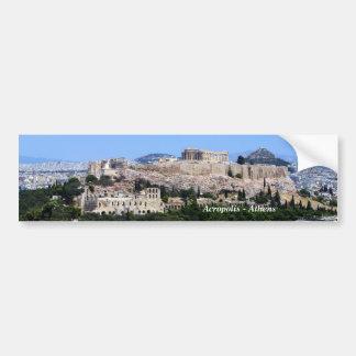 Akropolis - Athen Autoaufkleber