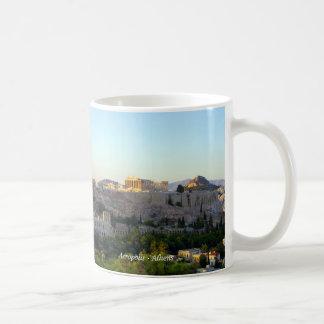 Akropolis - Athen Kaffeetasse