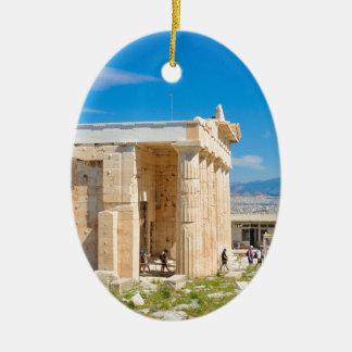 Akropolis in Athen, Griechenland Keramik Ornament