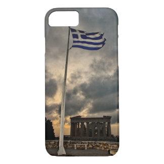 Akropolis-Parthenon-Sonnenuntergang Griechenland iPhone 8/7 Hülle