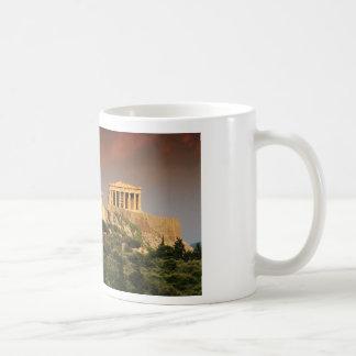 Akropolis--von--Athen. Jpg [kan.k] Kaffeetasse