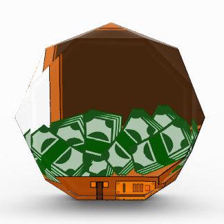 Aktenkoffer voll Geld Auszeichnung