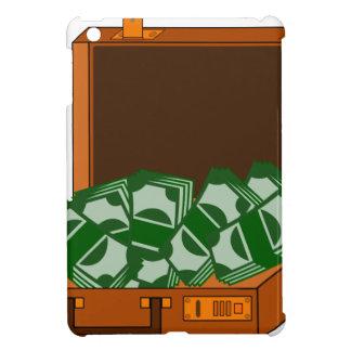 Aktenkoffer voll Geld iPad Mini Hülle