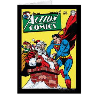 Aktions-Comicen #105 Karte