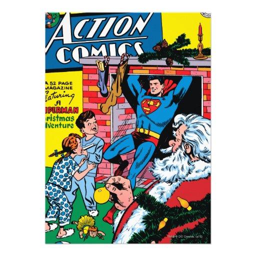 Aktions-Comicen #117 Personalisierte Ankündigung