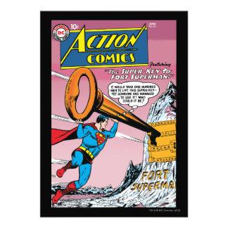 Aktions-Comicen 241 Ankündigungen