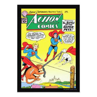 Aktions-Comicen #277 Individuelle Ankündigungskarte