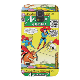 Aktions-Comicen #277 Galaxy S5 Cover