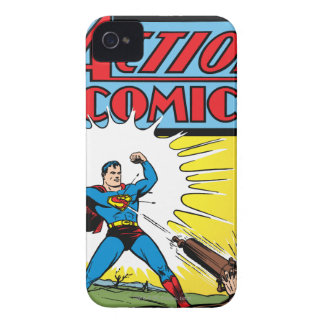 Aktions-Comicen #35 iPhone 4 Case-Mate Hülle