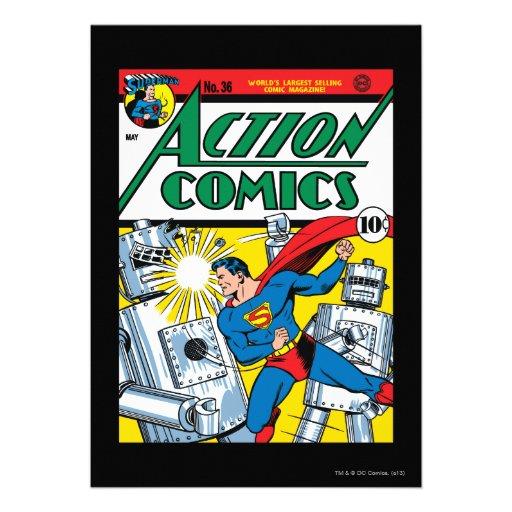 Aktions-Comicen #36 Individuelle Einladungen