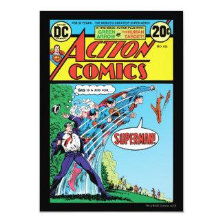 Aktions-Comicen #426 Ankündigung