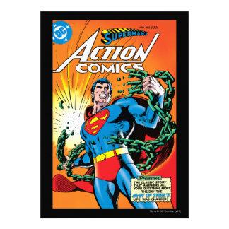 Aktions-Comicen #485 Einladungskarten