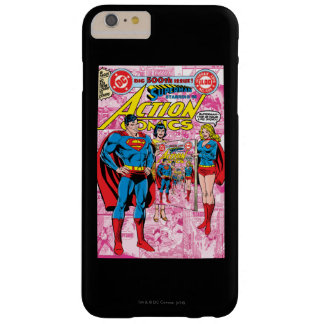 Aktions-Comicen #500 im Oktober 1979 Barely There iPhone 6 Plus Hülle