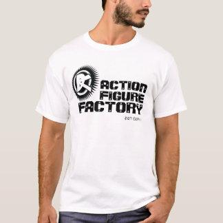 Aktions-Zahl Fabrik-T - Shirt