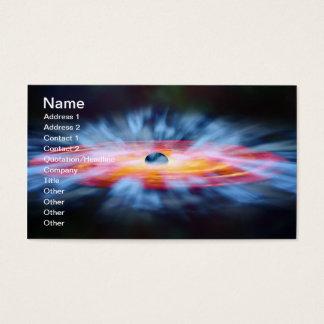 Aktiver Kern AGN NASAs Galaxie Visitenkarte
