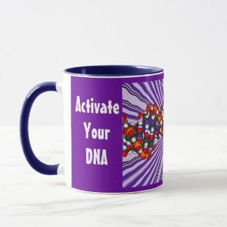 Aktivieren Sie Ihre DNA-Tasse Tasse