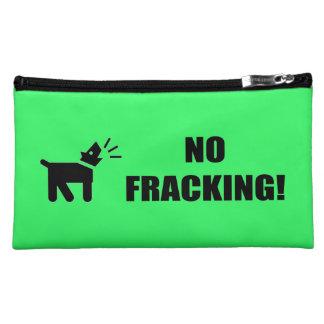 Aktivisten-Hund: Kein Fracking