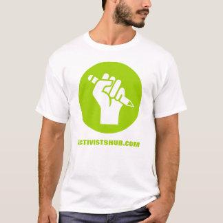 Aktivisten-Nabe - erhalten Sie Regierung weg von T-Shirt