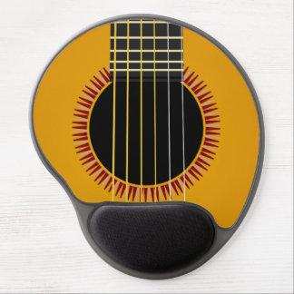 Akustikgitarre Gel Mousepad