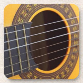 Akustikgitarre Getränkeuntersetzer