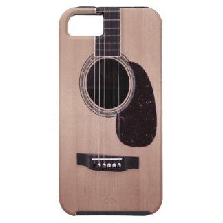 Akustikgitarre iphone Fall iPhone 5 Hülle