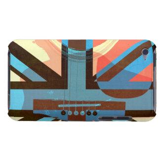 Akustikgitarre-iPod-Kasten des britischen Rocks iPod Case-Mate Hülle