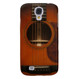 Akustikgitarre-Kasten Samsung-Galaxie-S4 Galaxy S4 Hülle