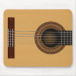 Akustikgitarre Mousepad