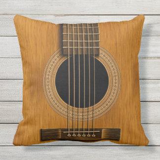 coole gitarre kissen. Black Bedroom Furniture Sets. Home Design Ideas